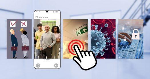 Mehr als 30 Themen lernen mit Mobile Campus